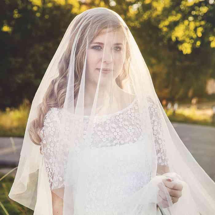 Martina Bernburg Face & Hair Art Brautfrisur mit Schleier