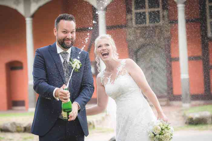 About Moments Hochzeitsstory von Simone & Kevin
