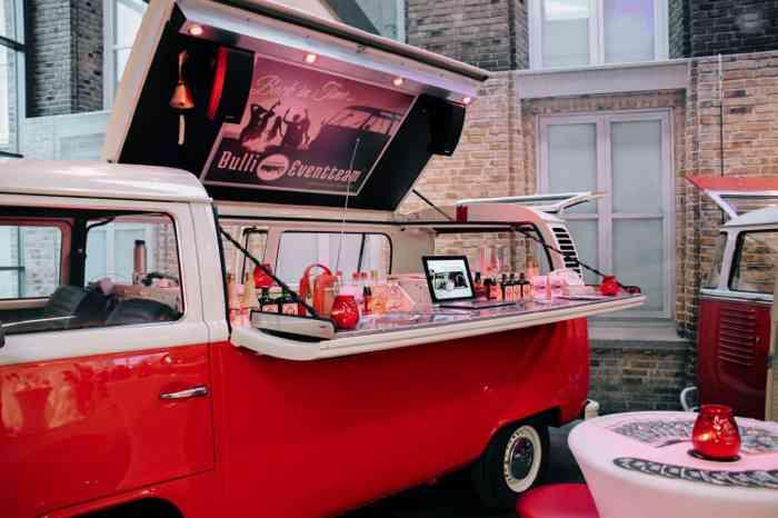 Bulli Eventteam Neumünster VW Bulli Bar